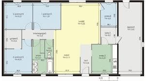 plan maison 120m2 4 chambres plan de maison 120m2 plain pied gratuit 4 chambres avie home scarr co