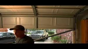 used roll up garage doors for sale replace your garage door bottom seal youtube