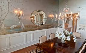 Chandelier Mural Is This Wall Paper A Mural Or Hand Painted Walls It U0027s Beautiful