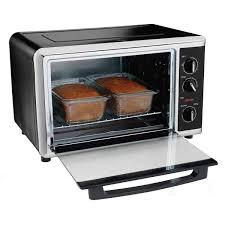 Kitchenaid Toaster Oven Parts List Hamilton Beach Countertop Oven Black 31105
