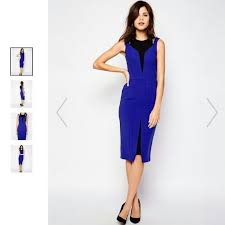 52 off warehouse dresses u0026 skirts nwt warehouse cutaway