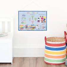 Jojo Meme Bebe - magnetic calendar jojo maman bebe