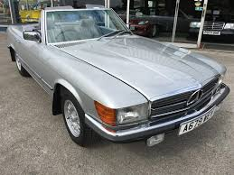 mercedes sl280 used 1984 mercedes sl 280 sl convertible with top for