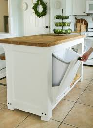 diy kitchen island table 20 of the best diy kitchen projects to spruce up your home