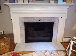 home design white brick fireplace ideas landscape supplies home