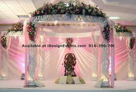 indian wedding mandap rental wedding event planner party rentals florist page 18