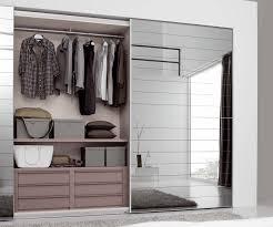 Closet Door Styles Sliding Mirror Closet Doors Ideas Home Decorations Spots