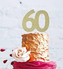 60 cake topper number 60 cake topper large 60th birthday cake topper glitter