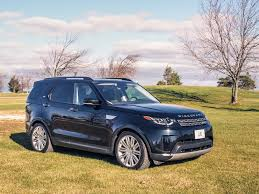 black land rover discovery 2017 2017 land rover discovery hse luxury td6 review canadian auto review