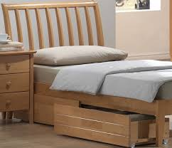 joseph wales bed 4ft small double wooden bed frame