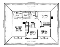 symmetrical house plans symmetrical gables 81318w architectural designs house plans