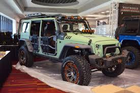 jeep forward control sema off road vehicles dominate sema 2015 rod network