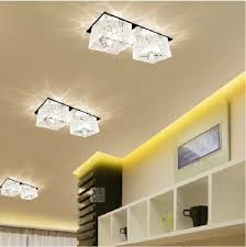 Hallway Light Fixtures Ceiling Colorpai New 2017 6w Modern Hallway Lights Fixtures Modern