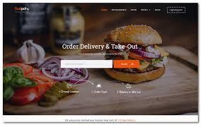 themes wordpress restaurant free 14 amazing restaurant menu templates for wordpress for 2017 want