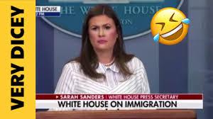 sarah huckabee sanders burns hillary clinton u0027s pathetic blame all