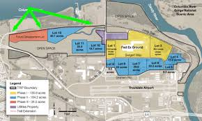 Troutdale Oregon Map by Port Project In Troutdale Will Include 2 1 Mile Path Extension