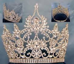 tiaras for sale rhinestone crowns tiaras pageant crowns men s crowns scepters