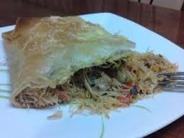 recette cuisine ramadan recette marocaine pastilla salé au poulet 1er ramadan par hlrecipes