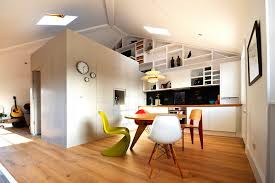 comfortable life functional loft for comfortable life and work in london