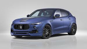 maserati blue 2017 2017 maserati levante esteso by novitec review top speed