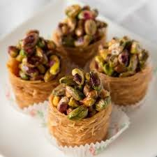 bassma cuisine bassma cashew balha s pastry