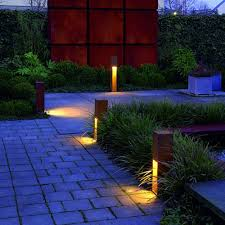 Bollard Landscape Lighting 10 Lights To Up Time Curb Appeal Design Necessities