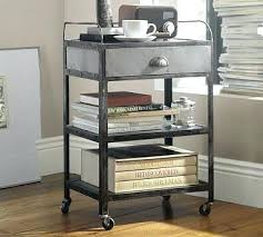 Metal Nightstands With Drawers Metal Nightstand With Drawer Breezeapp Co For Stands Remodel