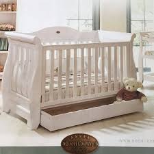 Boori Sleigh Cot Bed Dreamers Nursery Baby Furniture Cot Beds Cots Moses