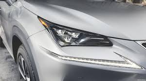 2018 vs 2017 lexus nx find out what the lexus nx hybrid has to offer available today