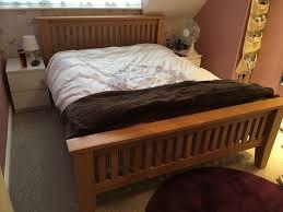 Wooden King Size Bed Frame King Size Bed Frame Essex Bedding Ideas