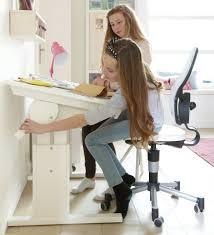 Kids Study Desk by Small Desk Height U0026 Slant Adjustable For Children U0026 Kids In S A