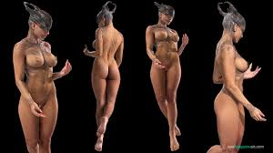Female Body Reference For 3d Modelling Scale R D Blog Kenfinlayson Art Com