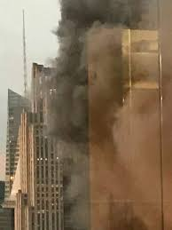 trump tower new york address firefighter among 3 injured in trump tower rooftop fire secret