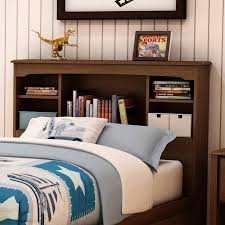 unique twin bed with bookcase headboard home decor inspirations