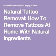 best 25 natural tattoo removal ideas on pinterest gecko tattoo