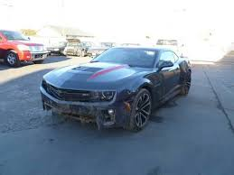 wrecked camaro zl1 for sale i get my zl1 back week after my wreck camaro5 chevy camaro