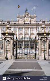 monarch architecture travel attraction spain palace madrid emperor king monarch