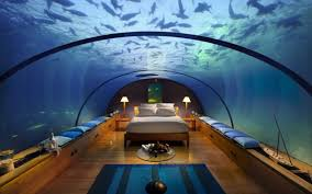 les plus belles chambres les 10 plus belles chambres d hôtels sous marins au monde