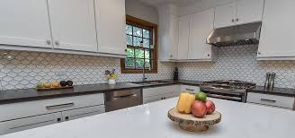 kitchen exciting kitchen backsplash trends glass tiles for