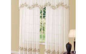 curtains french country kitchen curtains awesome kitchen lace