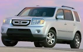 suv honda pilot 2010 honda pilot information and photos zombiedrive