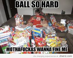 Ball So Hard Meme - ball so hard2 nerd 2 nerd2 nerd