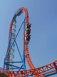 X2 Six Flags The Top Seven First Drops Coasterblog