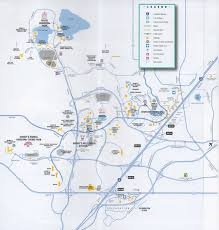 Walt Disney World Map Pdf by Walt Disney World Maps Wdw Planning