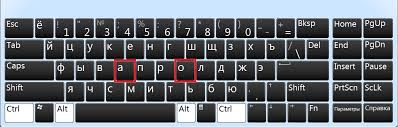 russian the alphabet and the keyboard duolingo