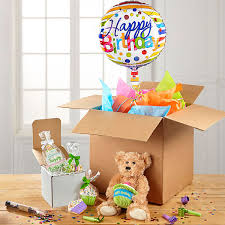 send birthday balloons in a box birthday in a box