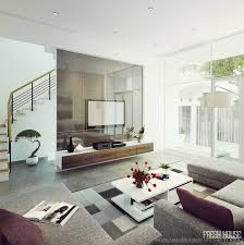 contemporary livingrooms modern and contemporary living room design white table with
