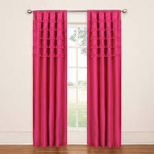 Blackout Curtains Bed Bath Beyond Amazon Com Eclipse Kids 13748050x084rsp Ruffle Batiste 50 Inch By