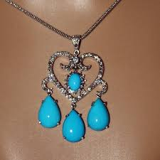 white gold turquoise necklace images 74 best sleeping beauty turquoise images sleeping jpg