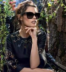 designer sonnenbrillen damen halfmoon magic le specs schwarz sonnenbrillen accessoires